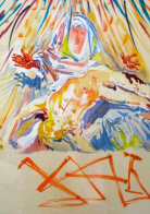 La Pieta Nera 1973 Limited Edition Print by Salvador Dali - 0