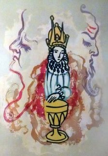 Prince of Cups 1979 Limited Edition Print by Salvador Dali
