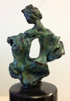 La Madone De Port Lligat Bronze Sculpture 1969 9 in Sculpture by Salvador Dali