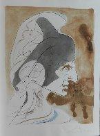 Hommage a Leonardo Condottiere 1975 Limited Edition Print by Salvador Dali - 1
