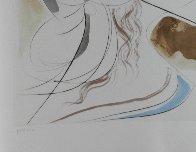 Hommage a Leonardo Condottiere 1975 Limited Edition Print by Salvador Dali - 3