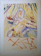 La Pieta 1974 Limited Edition Print by Salvador Dali - 1