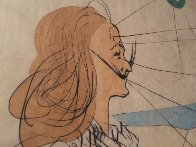 Imaginations Suite -  Dalinean Prophecy 1975  Limited Edition Print by Salvador Dali - 5
