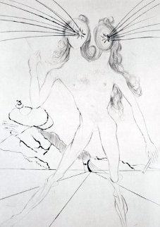 Bicafacale (Les Amours De Cassandre) 1968 (early) Limited Edition Print - Salvador Dali