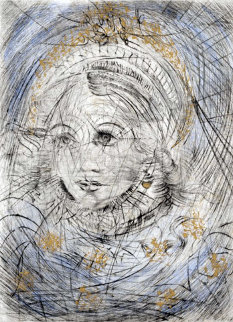 Faust Marguerite 1969 (Early) Limited Edition Print by Salvador Dali