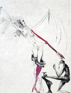 La Botte Violette (Venus Aux Fourrures) 1970 Limited Edition Print - Salvador Dali