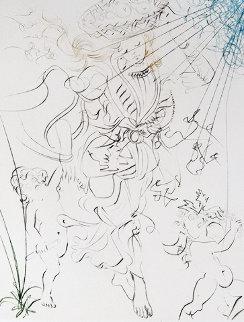 L'Automne 1970 Limited Edition Print - Salvador Dali