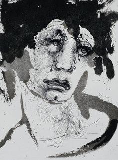Portrait De Sigismund (La Vie Est Un Songe) 1970 Limited Edition Print - Salvador Dali