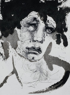 Portrait De Sigismund (La Vie Est Un Songe) 1970 Limited Edition Print by Salvador Dali