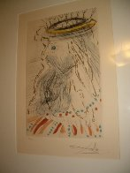 King Solomon Limited Edition Print by Salvador Dali - 2