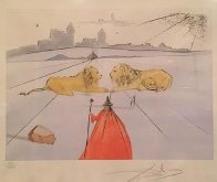 Judah 1972 Limited Edition Print by Salvador Dali - 1