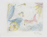 Euterpe 1971 Limited Edition Print by Salvador Dali - 1
