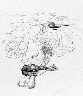 Les Chants De Maldoror 1934 Really! (Early) Limited Edition Print - Salvador Dali