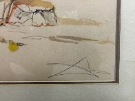 Desert Watch, From Time Series 1976  Limited Edition Print by Salvador Dali - 2