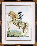 Caballero 1968 (Early) Limited Edition Print by Salvador Dali - 1