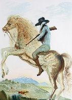 Caballero 1968 (Early) Limited Edition Print by Salvador Dali - 0