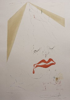 Transfiguration AP 1973 Limited Edition Print - Salvador Dali