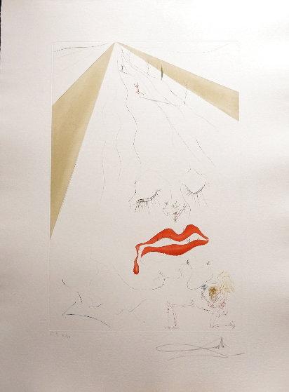 Transfiguration AP 1973 Limited Edition Print by Salvador Dali