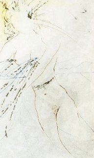 Thou Are All Faire, My Love... 1971 Limited Edition Print by Salvador Dali