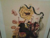 Dali's Dreams 1978 Limited Edition Print by Salvador Dali - 2