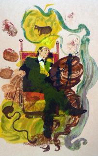 Dali's Dreams 1978 Limited Edition Print by Salvador Dali