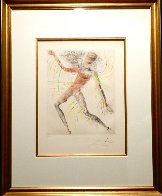 Hippies the Cosmonaut 1969 (Early) Limited Edition Print by Salvador Dali - 2