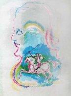Dreams of a Horseman 1979 Limited Edition Print by Salvador Dali - 0