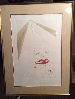 Transfiguration 1972 Limited Edition Print by Salvador Dali - 1