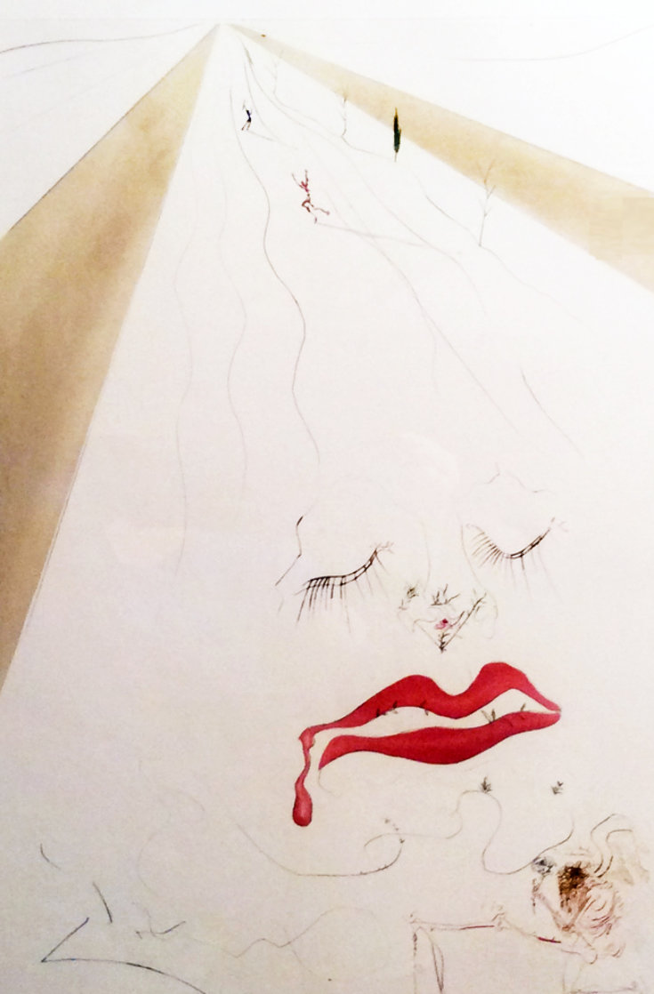 Transfiguration 1972 Limited Edition Print by Salvador Dali