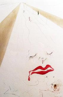 Transfiguration 1972 Limited Edition Print - Salvador Dali