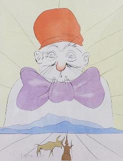 Kosanaga Chojo, Japenese Fairy Tales Limited Edition Print - Salvador Dali