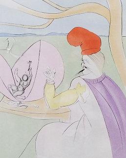 Momotaro, Japanese Fairy Tales Limited Edition Print - Salvador Dali