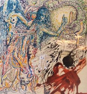 Dali's Paradise 1978 Limited Edition Print - Salvador Dali