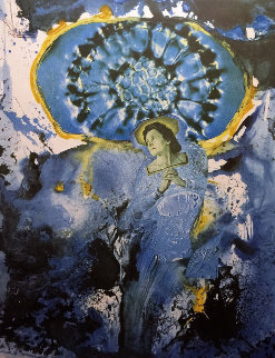 Galutska Corpusculaire Ultra Surrealiste  AP 1971 Limited Edition Print by Salvador Dali