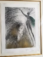 Le Vieux Faust 1967 (Early) Limited Edition Print by Salvador Dali - 1