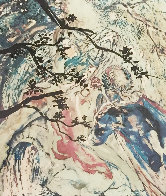 Les Amoureux Suite of 3 1979 Limited Edition Print by Salvador Dali - 3