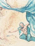 Les Amoureux Suite of 3 1979 Limited Edition Print by Salvador Dali - 2