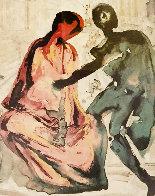 Les Amoureux Suite of 3 1979 Limited Edition Print by Salvador Dali - 1