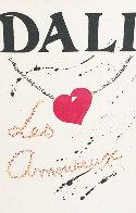 Les Amoureux Suite of 3 1979 Limited Edition Print by Salvador Dali - 0