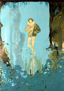 Trilogy of Love Suite 3 1976 Limited Edition Print by Salvador Dali