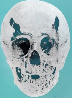 'till Death Do Us Part - Heavenly Peppermint Green 2012 Limited Edition Print - Damien Hirst