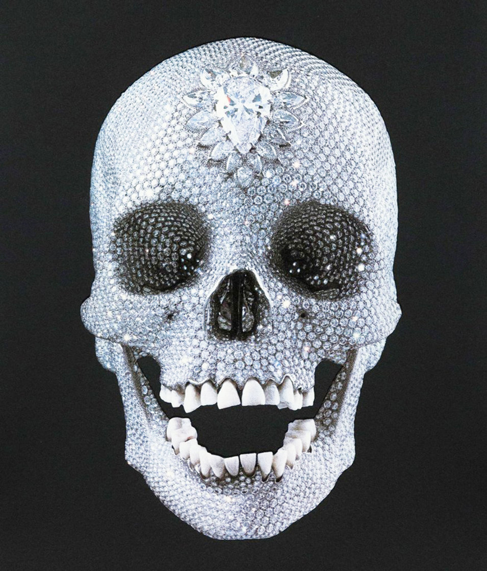 For the Love of God  2007 Limited Edition Print by Damien Hirst