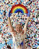 H7-2 Butterfly Rainbow (Small) (S.9200) 2020 Limited Edition Print by Damien Hirst - 2