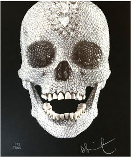 Diamond Skull 2007 Limited Edition Print - Damien Hirst