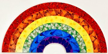Butterfly Rainbow (Small) 2020 Limited Edition Print - Damien Hirst