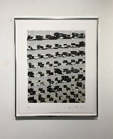 Black Brilliant Utopia 2013 Limited Edition Print by Damien Hirst - 1