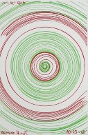 In a Spin, From in a Spin 2002 Limited Edition Print by Damien Hirst - 0