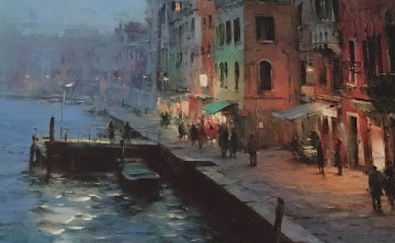 Early Evening 1996 Limited Edition Print - Dmitri Danish