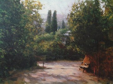 Shady Path 2006 Embellished Limited Edition Print by Dmitri Danish