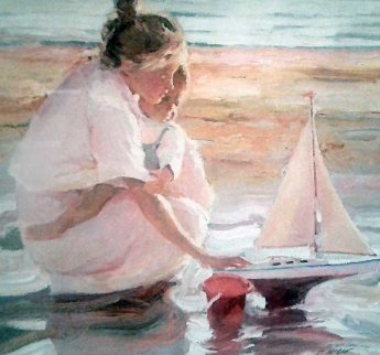 Set Sail 1991 Limited Edition Print - Dan McCaw
